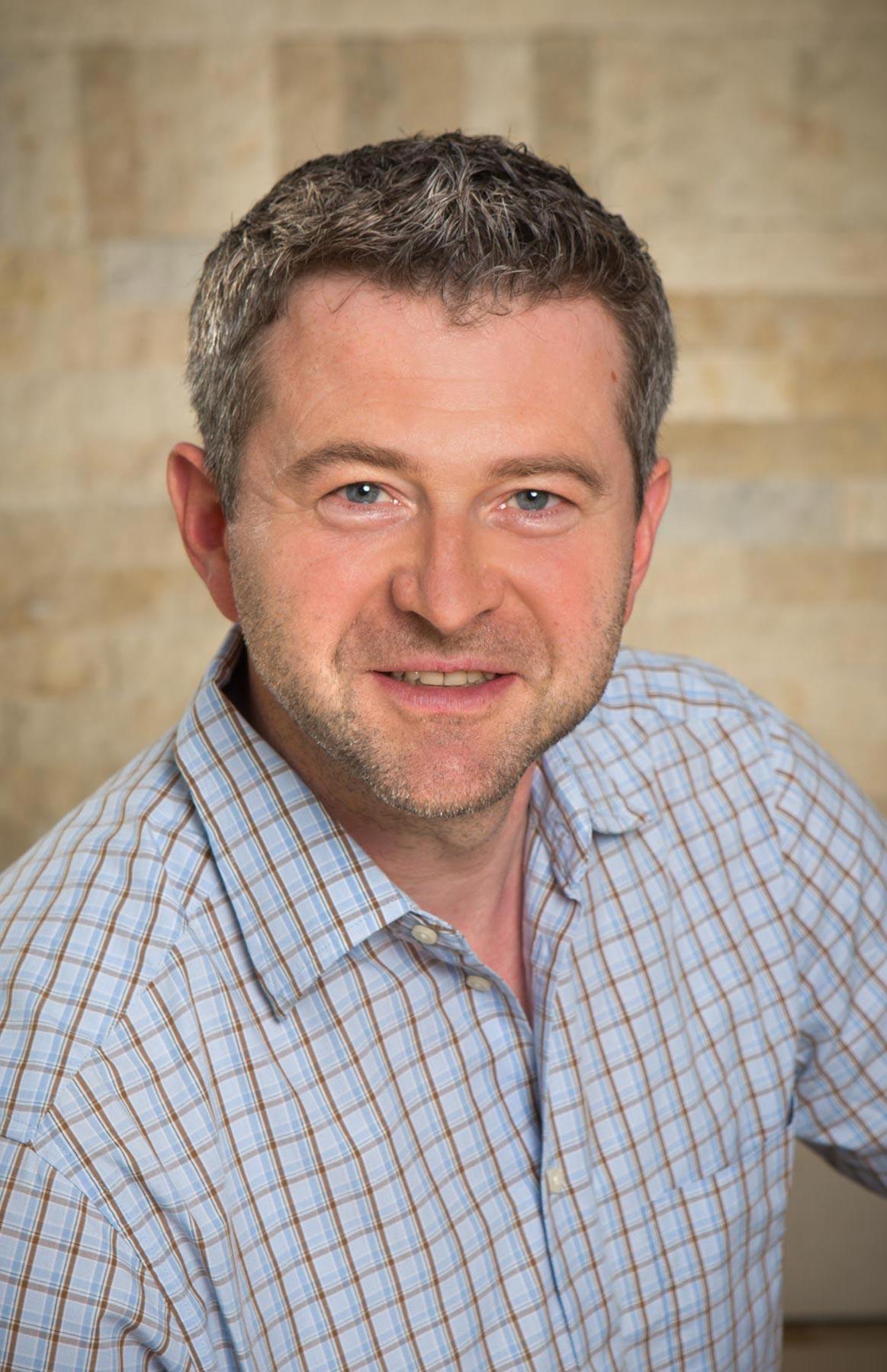 Porträt Enrico Fromm