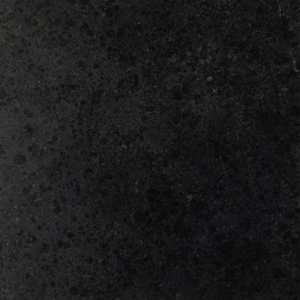 Gino black-geschliffen-Hartgestein