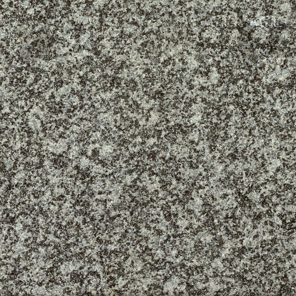Gebhartser Syenit grau-sandgestrahlt-Hartgestein