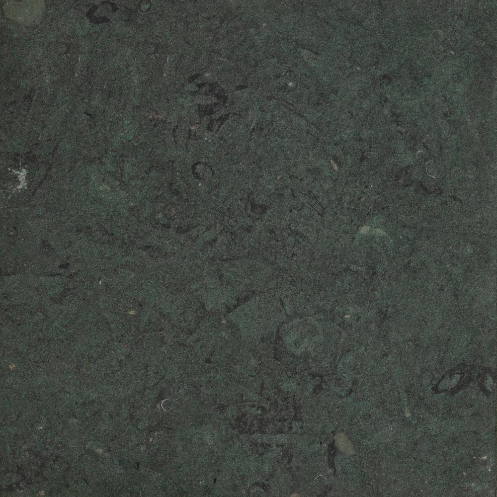 geflammt-gebürstet-Anröchter Stein grün-Weichgestein