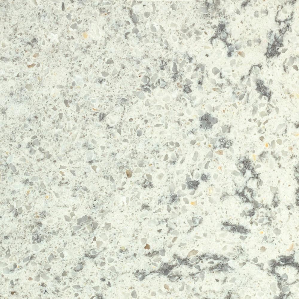 White Iceberg-Kunststein